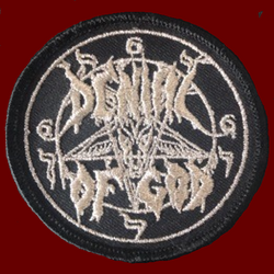 Denial of God - Circle Patch
