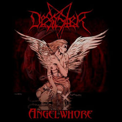 Desaster ‎– Angelwhore CD