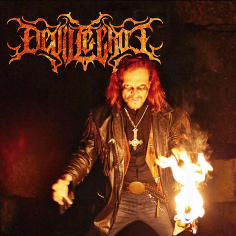 Devil Lee Rot - Doom Devilution CD
