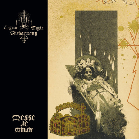 Disharmony - Messe de Minuit CD