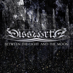 Dissvarth ‎– Between The Light And The Moon CD