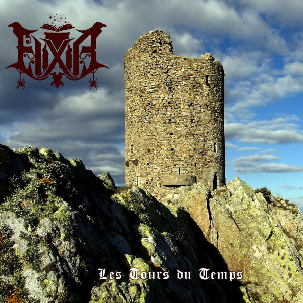 Elixir  ‎– Les Tours Du Temps CD