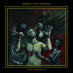 Embrace Of Thorns ‎– Scorn Aesthetics CD