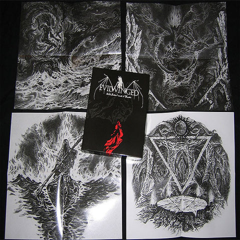 Evilwinged - Blood. Semen. Venom of Phasms. CD