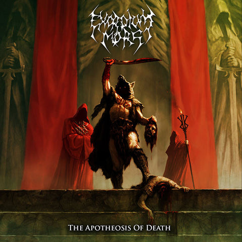 Exordium Mors - The Apotheosis of Death CD