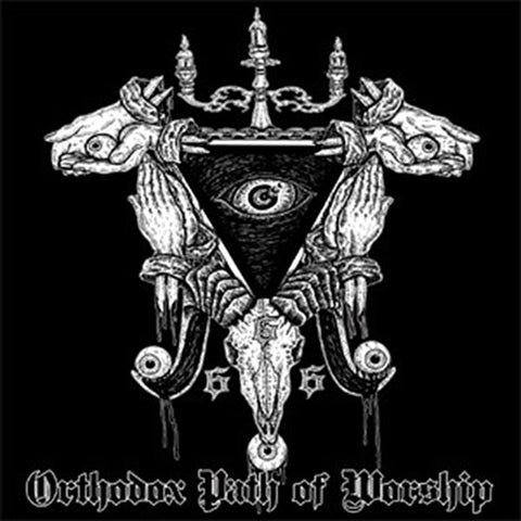 Forbidden Eye ‎– Orthodox Path Of Worship CD