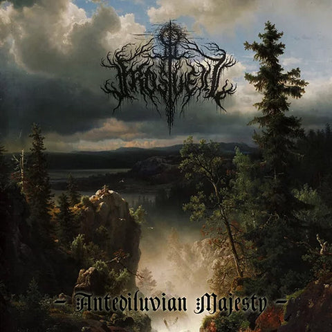 Frostveil ‎– Antediluvian Majesty CD