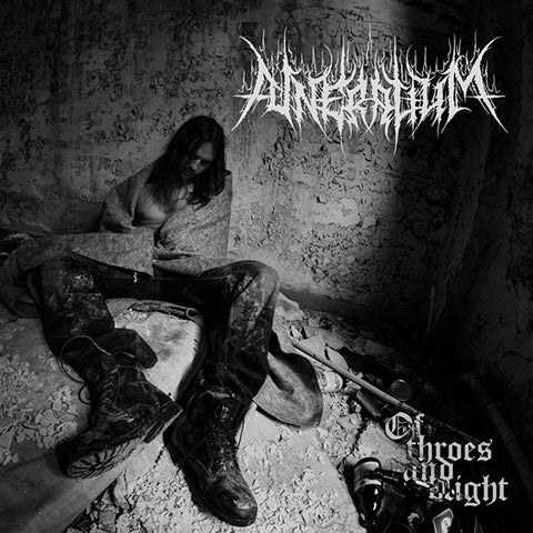 Funeralium ‎– Of Throes and Blight CD