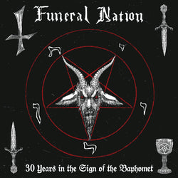 Funeral Nation ‎– 30 Years in the Sign of the Baphomet 2LP