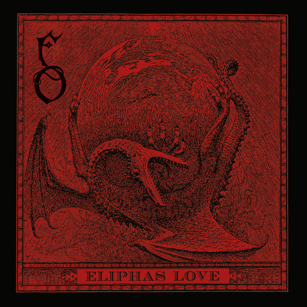 Funeral Oration ‎– Eliphas Love CD