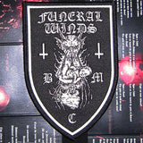 Funeral Winds ‎– Sinister Creed Tape + Exclusive Patch