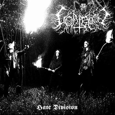Goatblood  ‎– Hate Division CD