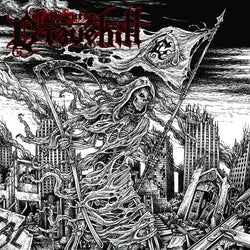 Gravehill - Death Curse CD