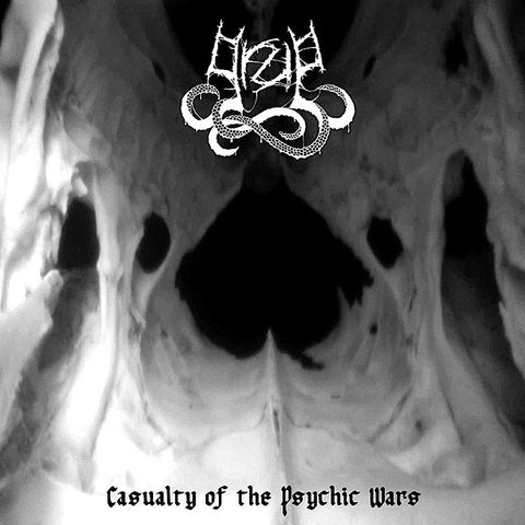 Grue - 'Casualty of the Psychic Wars' CD