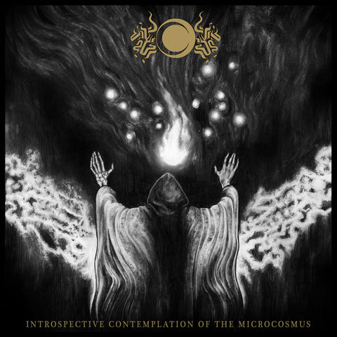 Hadit ‎– Introspective Contemplation Of The Microcosmus CD