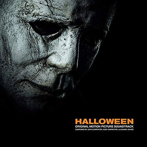 John Carpenter - Halloween 2018 Soundtrack LP (Pumpkin Orange)