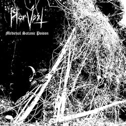 Harvest  ‎– Medieval Satanic Poison CD