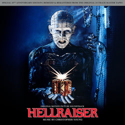Hellraiser - Soundtrack : Special 30th Anniversary Edition CD