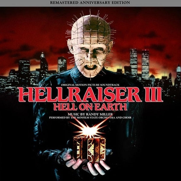 Hellraiser III: Hell On Earth - Soundtrack 2LP