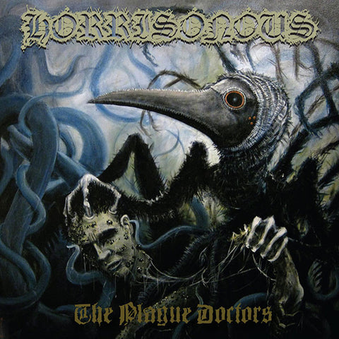 Horrisonous ‎– The Plague Doctors CD