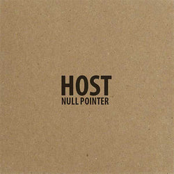 HOST - 'Null Pointer' CD