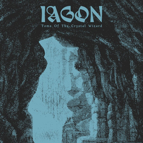Iagon ‎– Tome Of The Crystal Wizard CD