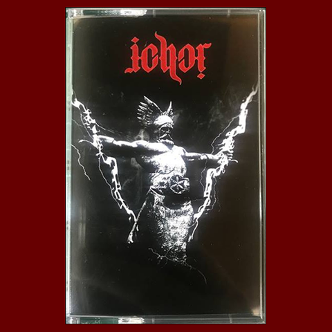 Ichor - God Of Thunder God Of War Tape