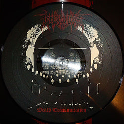 Ignivomous ‎– Death Transmutation Picture LP