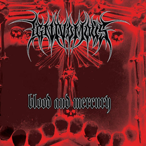 Ignivomous ‎– Blood And Mercury CD