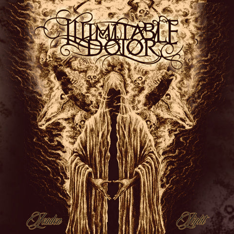 Illimitable Dolor ‎– Leaden Light CD