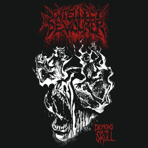 Intellect Devourer ‎– Demons Of The Skull LP