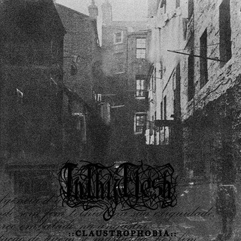 InThyFlesh ‎– Claustrophobia CD