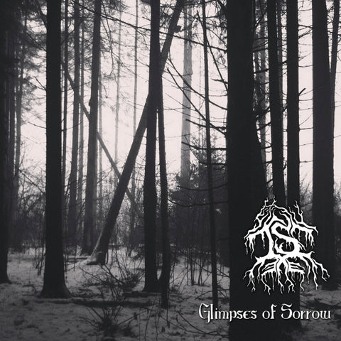 Is  ‎– Glimpses Of Sorrow CD