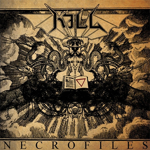 Kill - The Necro Files CD