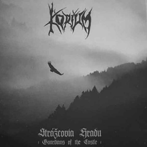 Korium - Guardians of the Castle CD
