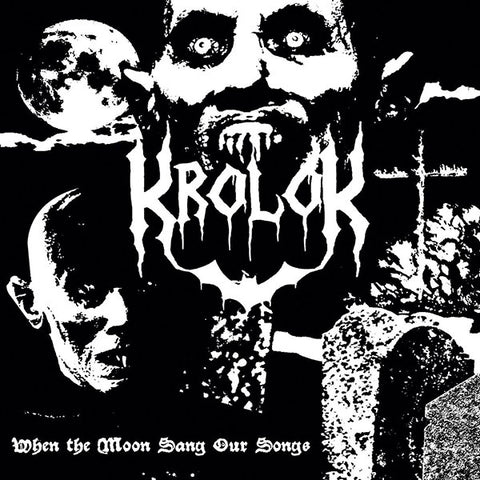 Krolok ‎– When The Moon Sang Our Songs CD