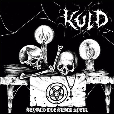 Kuld ‎– Beyond The Black Spell CD