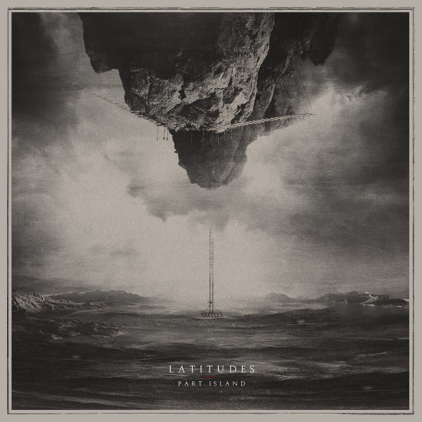 Latitudes ‎– Part Island CD