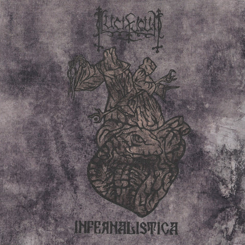 Lucifugum ‎– Infernalistica CD