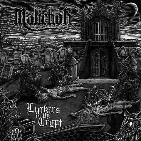 Malichor - Lurkers in the Crypt CDR Demo