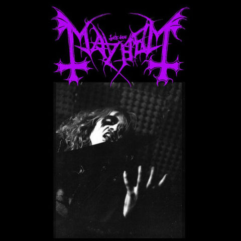 Mayhem ‎– Live In Leipzig 25th Anniversary Edition LP