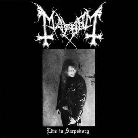 Mayhem - Live In Sarpsborg CD + DVD (Dawn of the Black Hearts)