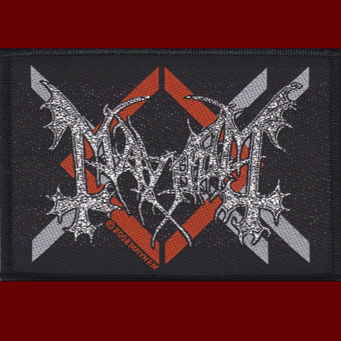 Mayhem - Ordo Ad Chao Logo Patch
