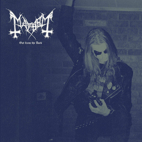 Mayhem ‎– Out From The Dark LP