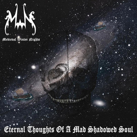 Medieval Winter Nights - Eternal Thoughts of a Mad Shadowed Soul CD