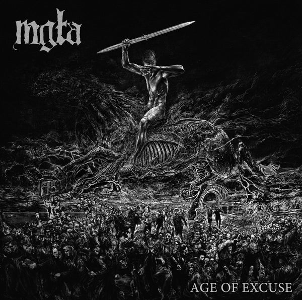 Mgła ‎– Age Of Excuse CD