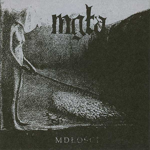 Mgła - Mdłości and Further Down the Nest CD