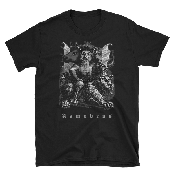 Asmodeus Short-Sleeve T-Shirt