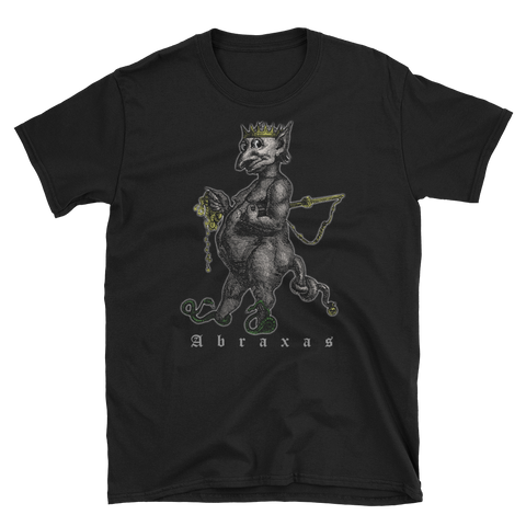 Abraxas Short-Sleeve T-Shirt Limited Edition Colour Version