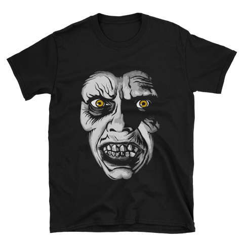 Captain Howdy Grey Design T-shirt